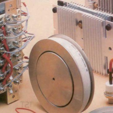 Componentes para maquinas de soldar alta frecuencia