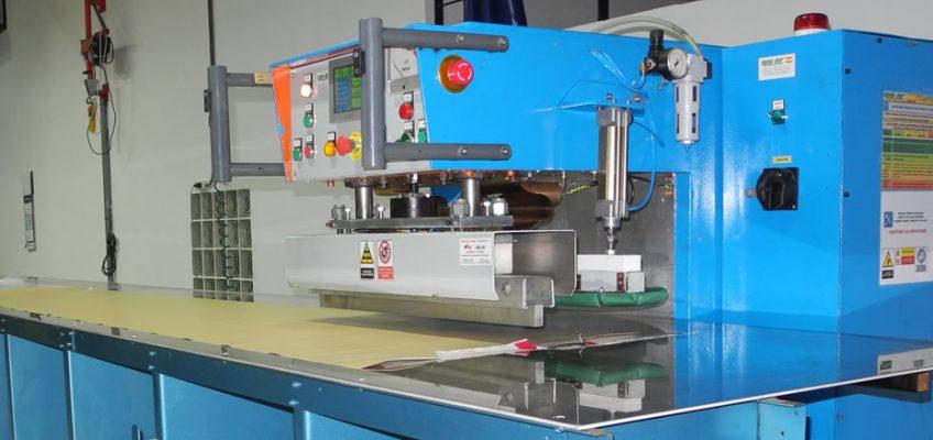 Reconstruccion de las maquinas de soldar alta frecuencia