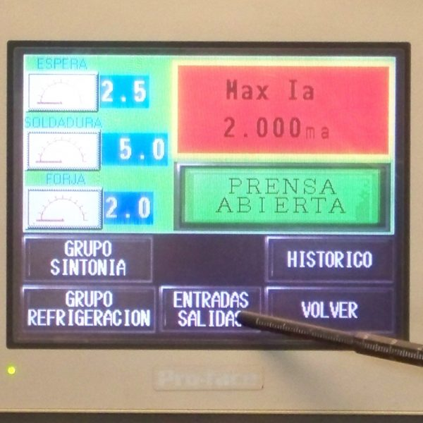 Maquinas alta frecuencia