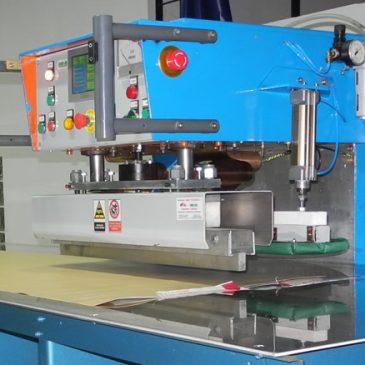 Maquina alta frecuencia para impresión digital